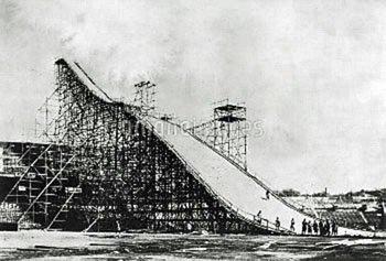 写真で見る、古き人工スキー場の歴史